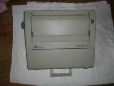 Elektrische bzw elektronische Schreibmaschine TRIUMPH ADLER GABRIELE 100
