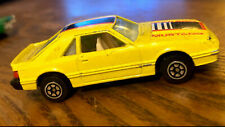 1979 Ford Mustang Pace Car Turbo Cobra Indy 500 Mustang Yat Ming