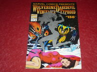 [Comics Marvel Comics USA] Presents #150 - 1994 Wolverine Daredevil