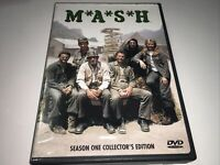 M*A*S*H - Season One (Collectors EditionDVD) Preowned Condition, 4077, Alan Alda