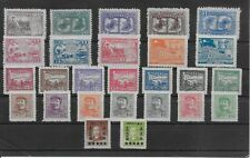 CHINA STAMPS - EAST CHINA SMALL LOT OF 26  MINT(NO GUM) STAMPS