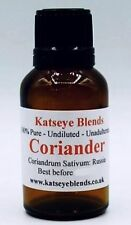 Coriander Essential Oil x 25ml Therapeutic Grade 100% Pure