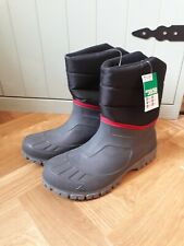 Decathlon Quechua Womens Winter Outdoor Snow Mucker Boots UK 5 5.5