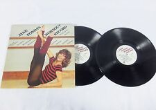 Jane Fonda's Workout Record Double Vinyl LP