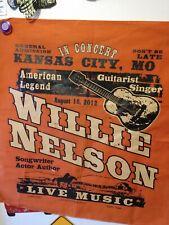 Willie Nelson 2012 Bandana