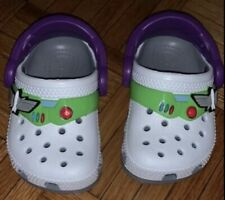 Crocs Kids Fun Lab Disney-Pixar Buzz Lightyear Clog Size 4c