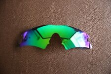 PolarLenz POLARIZED Green Replacement Sweep Lenses for-Oakley M-Frame sunglasses