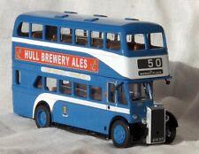 Hull Model bus Daimler 1950s rte 50 via Market Place Forward Models Diecast