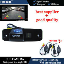 Wireless Sans fil Voiture camera de recul for Hyundai Tucson Accent Elantra