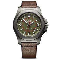 Victorinox Swiss Ejército 241779 I.N.O.X. Titanio para Hombres Reloj con Cuadrante Verde