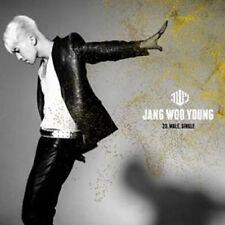 JANG WOO YOUNG-[23,MALE,SINGLE] 1st Mini Ablum GOLD CD+Photo Card+Photo Book-2PM