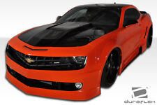 10-13 Chevrolet Camaro Duraflex Hot Wheels Wide Body Kit 8pc Body Kit 105825