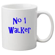 No.1 Walker, 11oz Ceramic Mug.