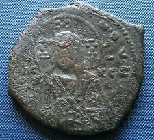 Byzanz Bronze-Follis anonym Klasse A2 Konstantinopel