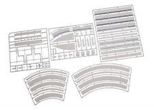 Tomix 3079 N scale Tram Rail Accessories Kit 2