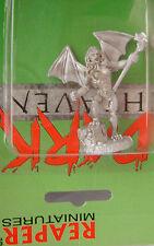 Reaper  Dark Heavens Gargoyle Matron female winged horror