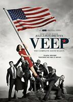 Veep: The Complete Sixth Season [DVD] [2017][Region 2]