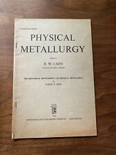 The Historical Development of Physical Metallurgy, by Robert F. Mehl