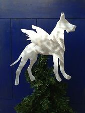 Great Dane Angel, Dog Tree Topper, Wreath Decor, Holiday