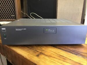 NAD Stereo Power Amplifier 2240PE Power Envelope
