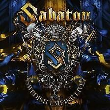 Swedish Empire Live von Sabaton (2015)