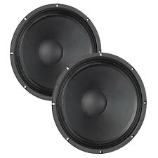 "Pair Eminence Beta-15A 15"" Driver 8 ohm 98.2dB 1W/1m 2"" Replacement Speaker"