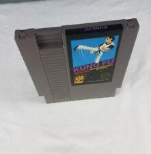 KUNG FU NES NINTENDO VIDEO GAME CART BLACK BOX GAME ORIGINAL