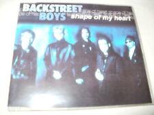 BACKSTREET BOYS - SHAPE OF MY HEART - UK CD SINGLE