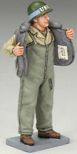 King & Country D Day Dd140 Sailor Putting On Life Jacket Mib