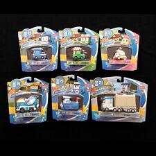 RoboCar Poli Die-cast Mini Rody Benny Micky Marine Terry Figures 6PCS Academy