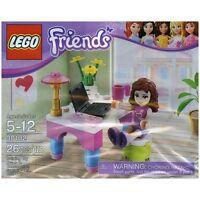 LEGO Friends - Super Rare - Olivia's Desk 30102 - New & Sealed