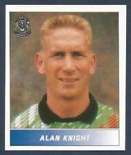 "PANINI FOOTBALL LEAGUE 1996- #198-PORTSMOUTH-ALAN KNIGHT-""THE LEGEND"""