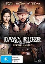 Dawn Rider - DVD ss Region 4 Good Condition