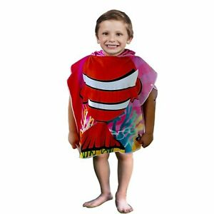 HOODED TOWEL - CLOWNEY
