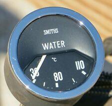 Aston Martin DB4 Smiths Water Temp Gauge Termometro Celsius Degrees Gradi C°