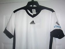 ADIDAS Soccer Team Logo Jersey Tabelaii ClimaLite Sport Mens Shirt NEW WITH TAGS