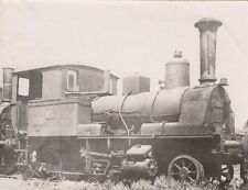 orig.foto ca.11x8cm Locomotive à vapeur 4145? (ak0491)