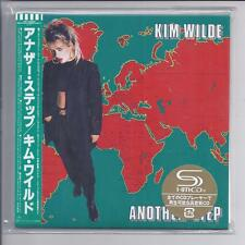Kim Wilde another step Japan mini lp SHM CD PAPERSLEEVE UICY - 75620 NEW RARE programmazione a oggetti