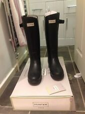 hunter balmoral equestrian wellie boots