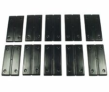 E-Z Slide Trailer Pad - Kit 4 Black - Boat Trailer Slides, Bunk Glides