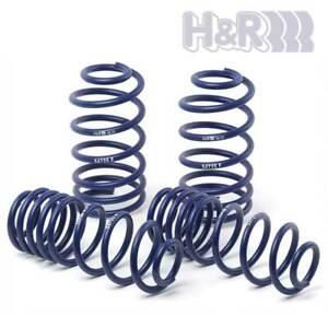 H&R lowering springs 28772-1 fits Kia SORENTO III 35/35mm