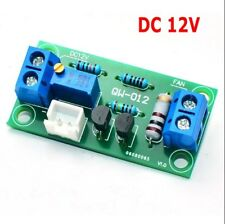 12V DC Computer Power Amplifier Automatic Fan Temperature Control Board Module