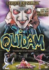 Dvd QUIDAM - Cirque Du Soleil - (1999) ......NUOVO