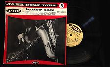 Various-Jazz Pour Vous No 5-Tenor Sax-Pop 60019-10 INCH FRANCE