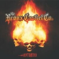 THE BRONX CASKET CO. - ANTIHERO  CD NEW