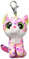 "Ty Beanie Boos Sophie la rose chat Clip 36634 3"" Keychain par Ty"