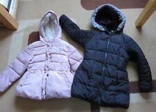 Girls winter warm coats bundle great for school nursery 4-5 5-6