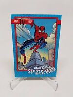 1992 Impel The Amazing Spider-Man 30th 1962-1992 #SM-1 Non-Sports Card