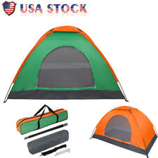 1/2 Person Waterproof Auto Pop Up Camping Dome Tent Outdoor Hiking Travel Tent