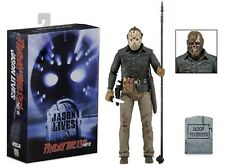 "Friday 13th Part 6 Ultimate Jason Voorhees 7"" Figure NECA RE-ISSUE PRE-ORDER"